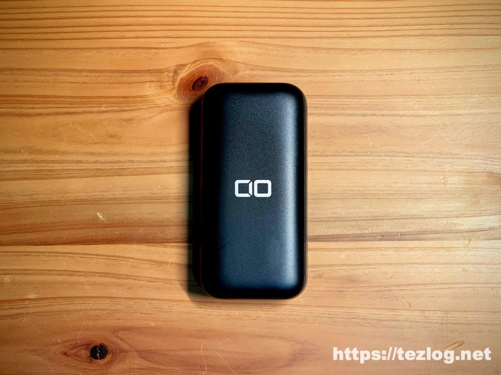 CIO モバイルバッテリー CIO-MB20W-10000-BK