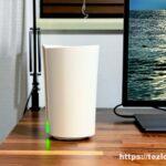 TP-Link Deco X90 使用風景 緑ランプ時