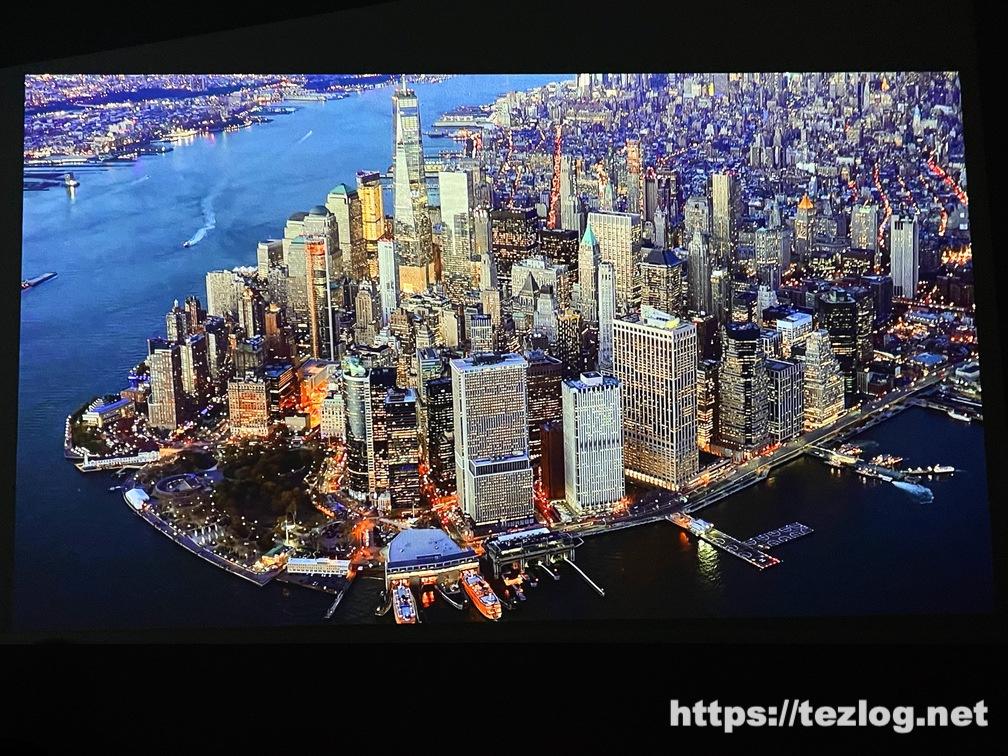 8k高画質画像を撮影