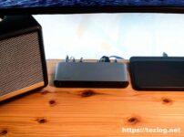 Belkin ドッキングステーション Thunderbolt 3 Dock Pro 使用風景