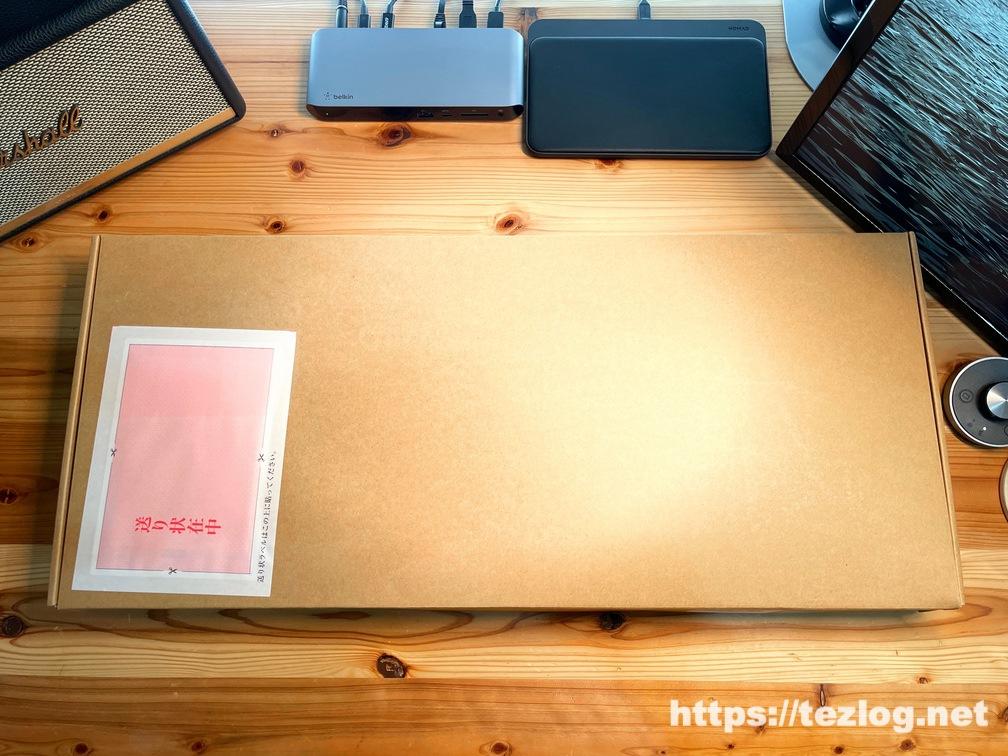Klearlook 床置きタブレットスタンド パッケージ
